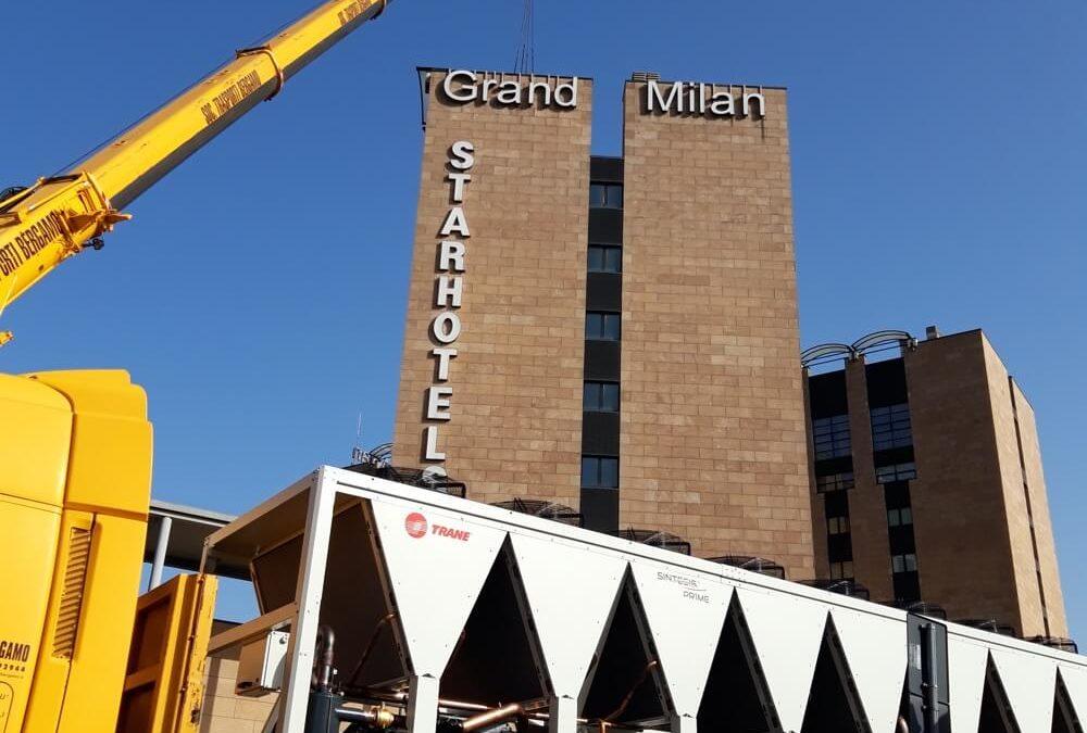Case History: Starhotels Grand Milan di Saronno